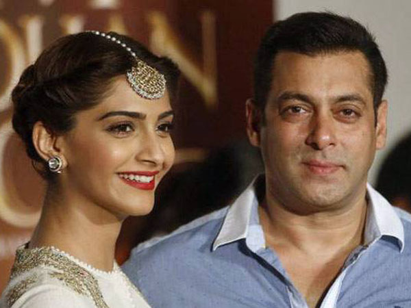 Sonam Kapoor's THIS confession about Salman Khan and 'Prem Ratan Dhan Payo' is shocking