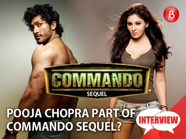 Pooja Chopra I would have loved to be a part of 'Commando' sequel 2