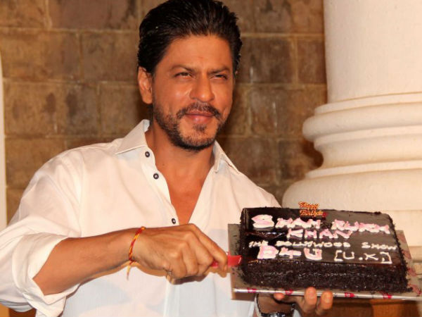Oh no! Shah Rukh Khan won't meet his fans this year on his birthday ...