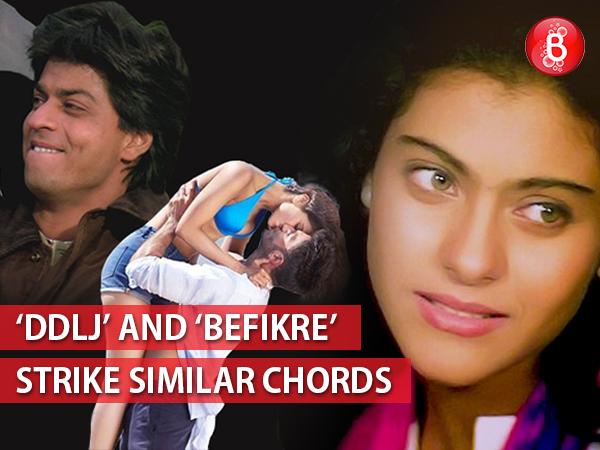 Yashraj Romance, DDLJ Befikre