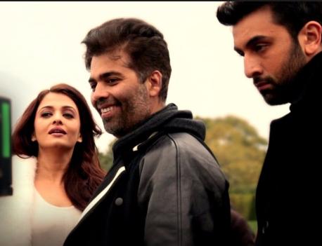 Highest international opening weekend business for a Karan Johar film