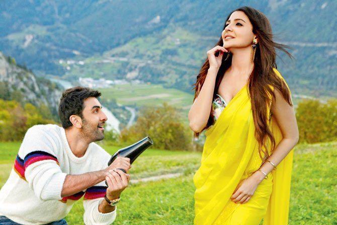 Highest first weekend business for a Karan Johar film