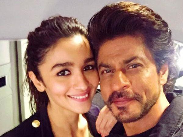 Alia Bhatt Shah Rukh Khan Dear Zindagi