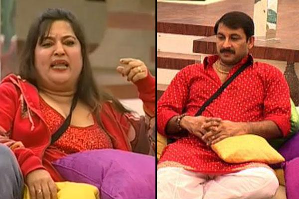 Dolly Bindra – Manoj Tiwari