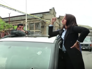 Watch: Sonakshi Sinha packs a punch as a RAW Agent in this behind-the-scenes video of 'Force 2'