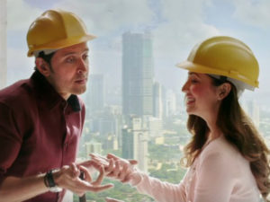 WATCH: The beautiful behind-the-scenes video of Hrithik Roshan and Yami Gautam's 'Kaabil Hoon'