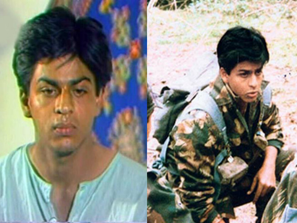 Shah Rukh Khan's old pictures