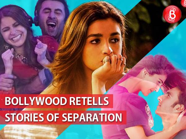 Breakup songs in Bollywood