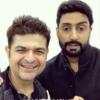 Dabboo Ratnani with Abhishek Bachchan
