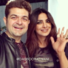 Dabboo Ratnani with Priyanka Chopra