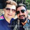 Dabboo Ratnani with Sanjay Dutt