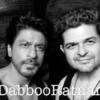 Dabboo Ratnani with Shah Rukh Khan