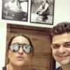 Dabboo Ratnani with Sonakshi Sinha