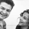 Dabboo Ratnani with Vidya Balan