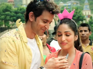 'Kaabil' making video: Here's how Hrithik Roshan and Yami Gautam got the mood right