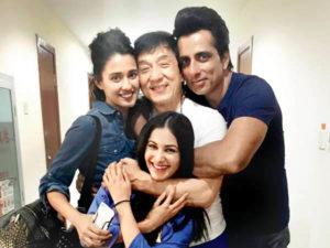WATCH: Jackie Chan croons Hrithik Roshan's song from 'Bang Bang' and it's damn adorable