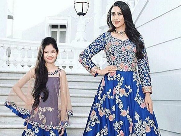 Karisma Kapoor and Harshaali Malhotra