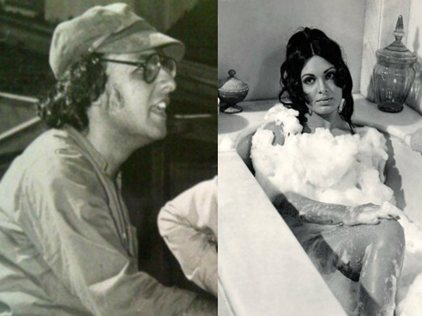 Mahesh Bhatt and Parveen Babi