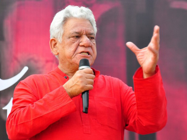 Om Puri interviews