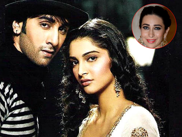 Oh my! Karisma Kapoor wants Sonam Kapoor to be Ranbir ...