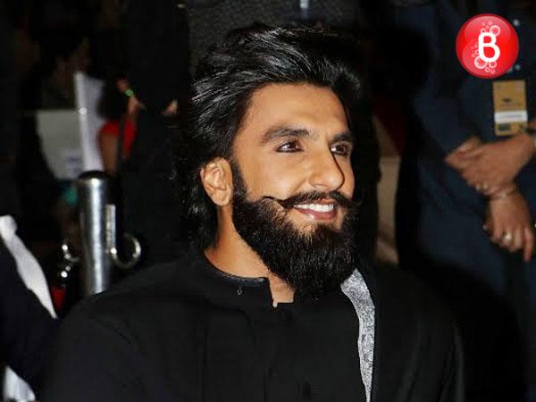 Ranveer Singh Padmavati look