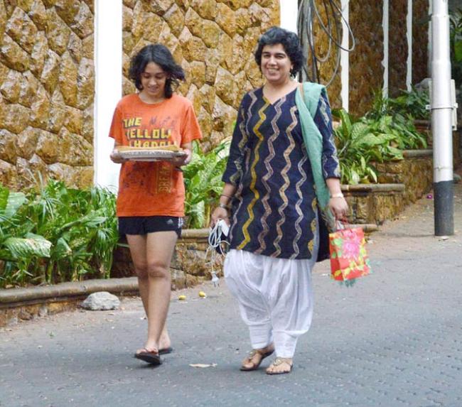 Aamir Khan's ex-wife Reena Dutta has aged so gracefully! VIEW PICS ...
