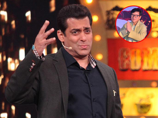Jackie Chan to grace the grand finale of Salman Khan's show 'Bigg Boss 10'?