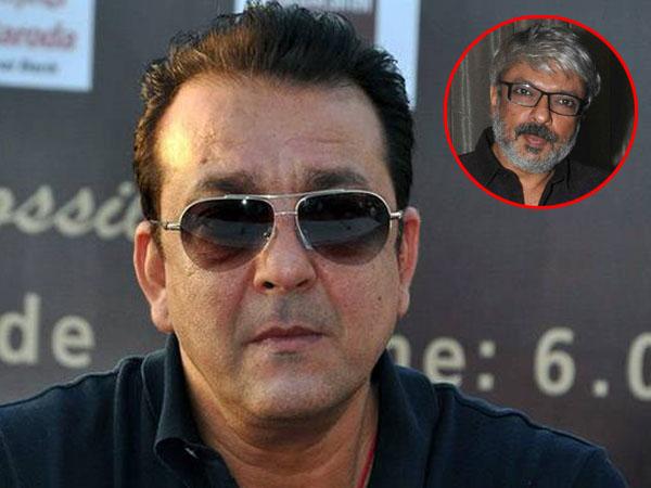 Sanjay Dutt Sanjay leela Bhansali