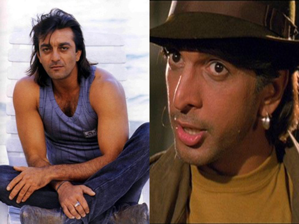 Jaaved Jaaferi did the body double for Sanjay Dutt in 'Tamma Tamma Loge' song