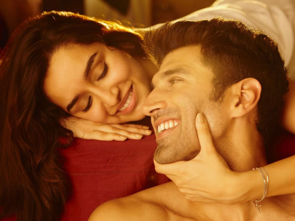 Shraddha Kapoor and Aditya Roy Kapur