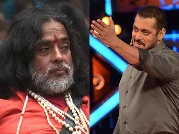 Swami Om slapped Salman Khan