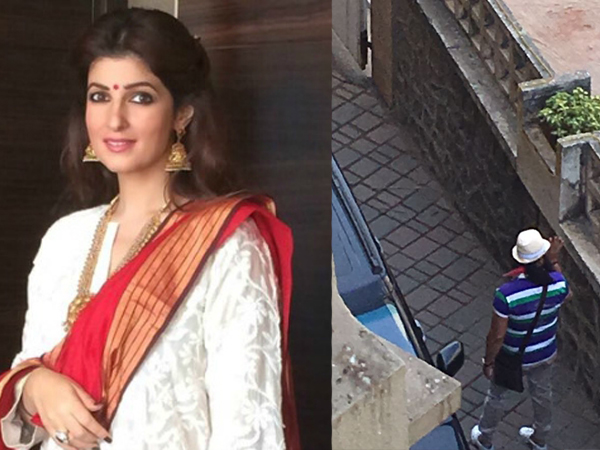 Twinkle Khanna neighbour
