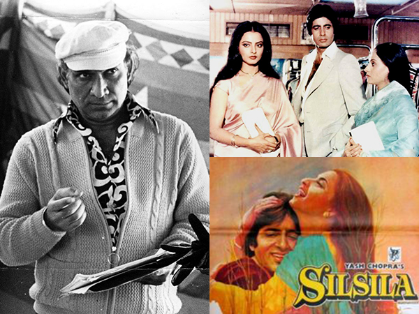 Yash Chopra's interview on 'Silsila' casting coup