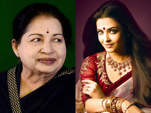 Jayalalithaa Aihwarya Rai