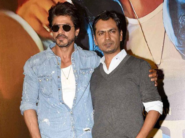 Nawazuddin Siddiqui on working with Shah Rukh Khan