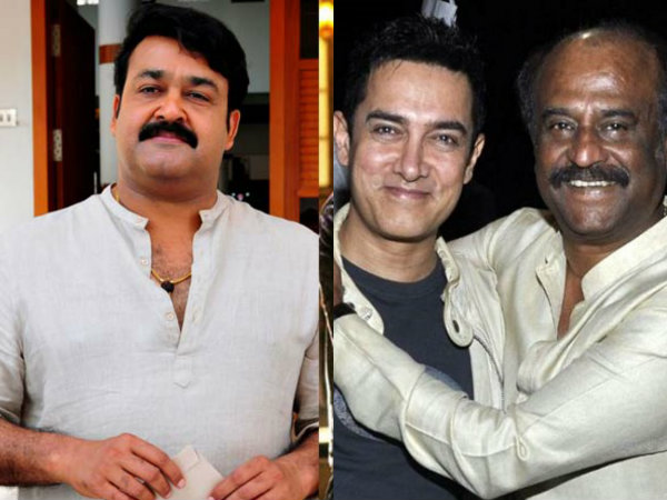 Rajamouli's next to feature Mohanlal, Rajnikanth and Aamir Khan?