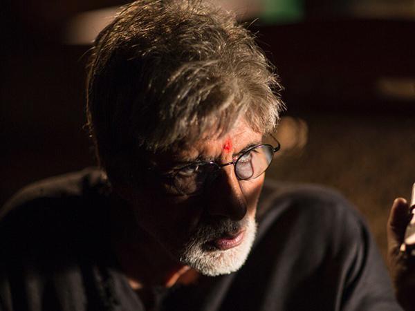 Amitabh Bachchan's 'Sarkar 3' first look