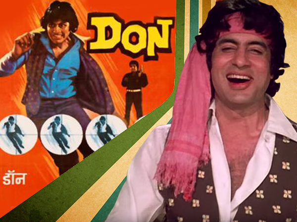 Unknown facts related to Amitabh Bachchan-starrer 'Don' iconic song 'Khaike Paan Banaraswala'