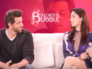 Exclusive: 'Kaabil' actors Hrithik Roshan and Yami Gautam in a quick rapid fire