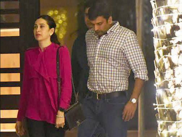 Karisma Kapoor-Sandeep Toshniwal relationship official to the Kapoors now?