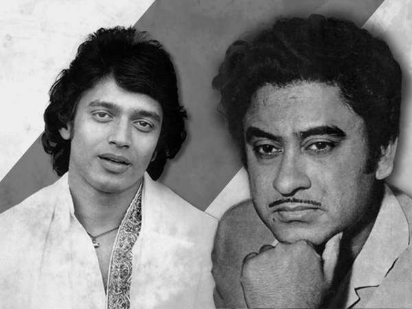 Kishore Kumar stopped singing for Mithun Chakraborty