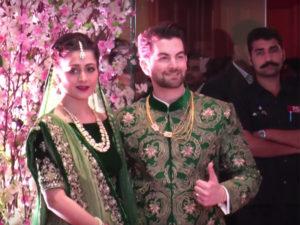 Watch: Bollywood celebs attend Neil Nitin Mukesh and Rukmini Sahay's wedding reception