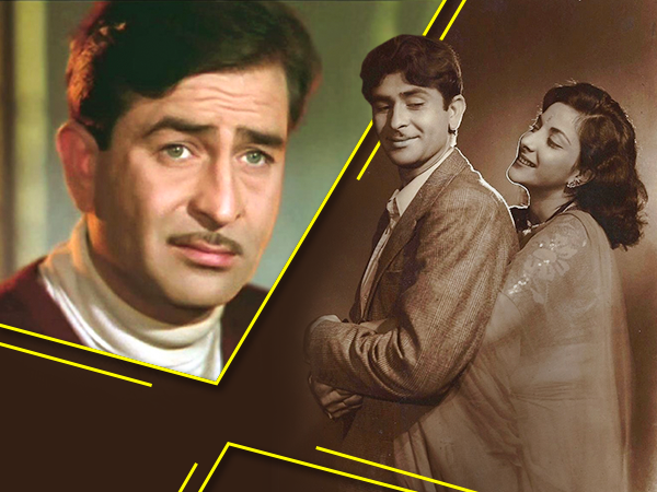 Raj Kapoor's first meeting with Nargis