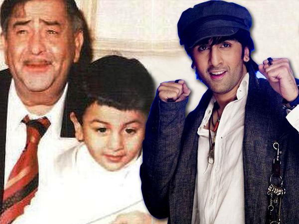 Ranbir Kapoor's nickname given by Raj Kapoor