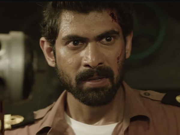 Rana Daggubati The Ghazi Attack