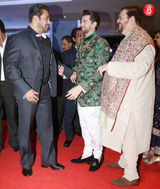 Salman Khan, Neil Nitin Mukesh, Nitin Mukesh