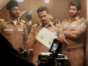 WATCH: 'The Ghazi Attack' makers give us an insight into the reel INS Vikrant