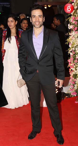 Tusshar Kapoor