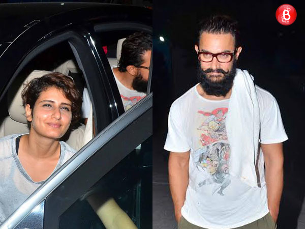 Image result for Aamir Khan and fatima