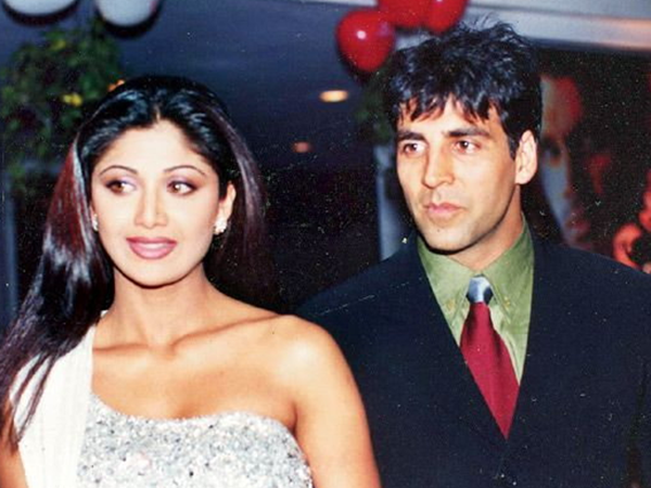 Shilpa Shetty's statements about Akshay Kumar